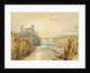 Barnard Castle by Joseph Mallord William Turner