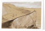 Lulworth Cove by William Daniell