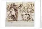 The Blind Man by Sir John Everett Millais