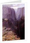 Zagori, Greece by Edward Lear