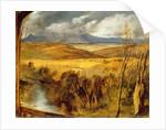 A Highland Landscape by Sir Edwin Landseer