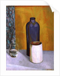 Still Life with a Blue Bottle by Roger Eliot Fry