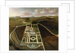 South Prospect of Hampton Court, Herefordshire by John Stevens