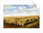 Richmond Castle, Yorkshire by Alexander Keirincx