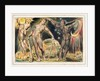 Plate 100 from 'Jerusalem' (Bentley Copy E) by William Blake