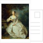 A Lady with a Book by Bartholomew Dandridge