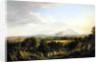 A View of Edinburgh from the West by Alexander Nasmyth