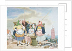 Fish Market by the Sea by Richard Dadd