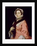 An Unknown Woman, called Peg Woffington by George Beare