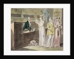 The Circulating Library by Isaac Cruikshank