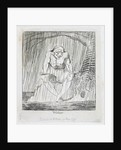 Water, plate 4 from 'For Children. Gates of Paradise' by William Blake