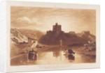 Norham Castle by Joseph Mallord William Turner