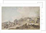 Donnybrook Fair by Francis Wheatley