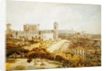 A View of Rome taken from the Pincio by William Pars
