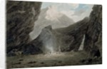 Near Chiavenna in the Grisons by John Robert Cozens