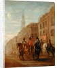 Restoration Procession of Charles II at Cheapside by William Hogarth