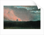Fire in London seen from Hampstead by John Constable