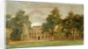 West Lodge, East Bergholt by John Constable