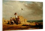 Mid-day Rest, Harvest by William Frederick Witherington