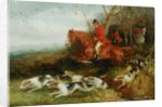 Foxhunting: Breaking Cover by William Joseph Shayer
