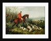 Foxhunting: At Cover by William Joseph Shayer