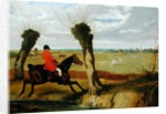 The Suffolk Hunt - Full Cry by John Frederick Herring Snr