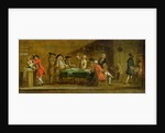 Figures in a Tavern or Coffee House by William Hogarth