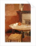 The Brown Tea Pot by Gwen John