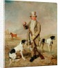 Richard Prince, with Damon, the late Colonel Mellish's Pointer by Benjamin Marshall