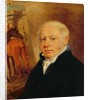 Portrait of Ben Marshall by Lambert Marshall