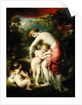 Venus and Cupid by Henry Howard