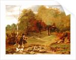 Pheasant Shooting by Edward Duncan