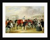 The Derby Pets: The Winner by James Pollard