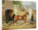 Gentlemen's Carriages: A Cabriolet by Charles Hancock