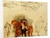 Studies for the Duke of Wellington by Sir George Hayter