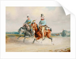 Travelling Companions, or A Scene on the Road in France by Charles Cooper Henderson