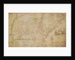 Map of the Southeastern part of North America by William Hammerton