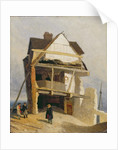 Ruined House by John Sell Cotman