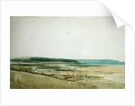 Estuary of the River Taw, Devon by Thomas Girtin