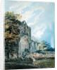 Pluscardine Abbey, Elgin by Thomas Girtin