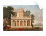 Mausoleum at Outatori near Trichinopoly by Colonel Francis Swain Ward