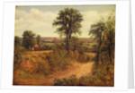A Lane near Dedham by John Constable