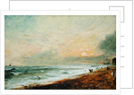 Hove Beach by John Constable