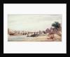 The Pont des Arts, Paris by Thomas Shotter Boys