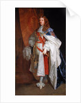 Edward Montagu, 1st Earl of Sandwich by Sir Peter Lely