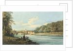 The New Walk, York by Thomas Girtin