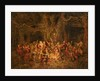Herne's Oak from 'The Merry Wives of Windsor' by William Shakespeare by George Cruikshank