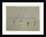 Cricket on the Goodwin Sands by Joseph Mallord William Turner