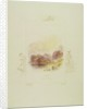Design for an illustration for Walter Scott's 'Lady of the Lake', Loch Achray by Joseph Mallord William Turner