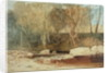On the Washburn by Joseph Mallord William Turner